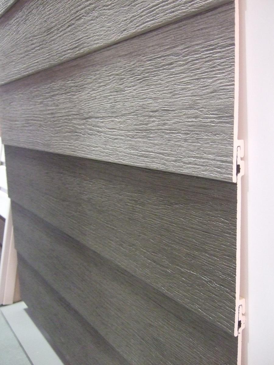 mountain wood fassadenpaneele aus kunststoff. Black Bedroom Furniture Sets. Home Design Ideas